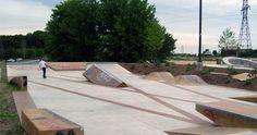 outdoor skate parks in ottawa Skate Park, Exterior, Urban, Landscape, Ottawa, Plants, Community, Outdoor, Sport