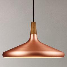 Nordlux Float Ceiling Light, Brushed Steel