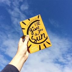 I'll give you sun-perhaps one of the best books I've ever read Ya Books, Books To Buy, Book Club Books, I Love Books, Book Nerd, Book Lists, Good Books, Books To Read, Jandy Nelson