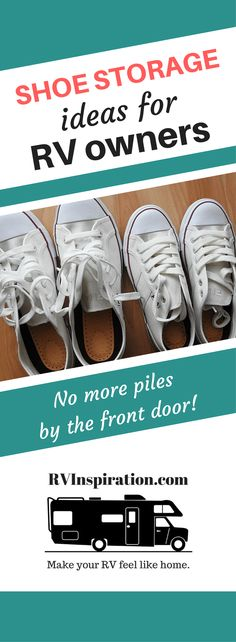 Caravan Storage İdeas 836473330778145884 - caravan storage ideas 631066966516910119 – Small space shoe storage ideas for RVs, campers, travel trailers, motorhomes, and apartments Source by Source by