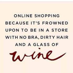 Lol - not to mention pjs at 11pm at night!!!  www.YouniqueProducts.com/ShellyAhern