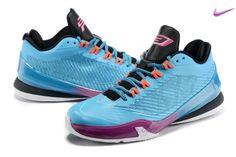 JORDAN CP3 VIII CHRIS PAUL Blu/Viola · Shoes 2015Basketball ...