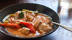 Fish soup (moqueca baiana) recipe : SBS Food