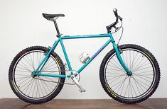 Single speed specialized rockhopper 1990