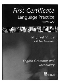 Fce language practice