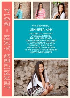 The Fine Lines - Graduation Announcements by BasicInvite.com