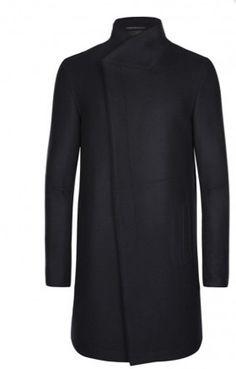 Marsh coat. ALLSAINTS