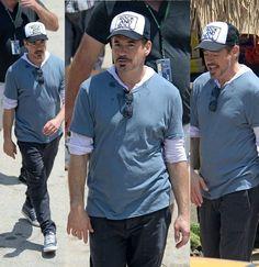 Iron Man and Ant-Man Hit the Captain America: Civil War Set   moviepilot.com