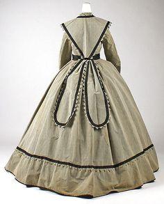 Dress  ca. 1868