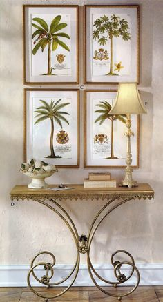 Here is some British Colonial decor, including some tropical elements. Tropical Interior, Tropical Home Decor, Tropical Style, Tropical Houses, Coastal Decor, Tropical Furniture, Tropical Prints, Tropical Bathroom, Tropical Colors