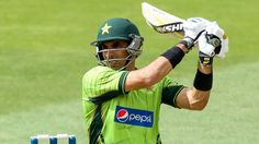 Misbah-ul-Haq goes on the attack, New Zealand v Pakistan, 1st ODI, Wellington, January 31, 2015