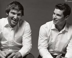 Ovechkin and Crosby