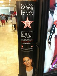 Macy's, in-store engagement, express 'beauty salon'