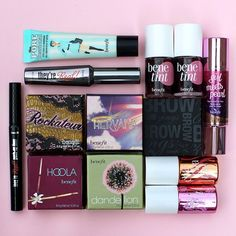 If this is a dream, I don't want to wake up.  Which Benefit cosmetics are you dreaming about?