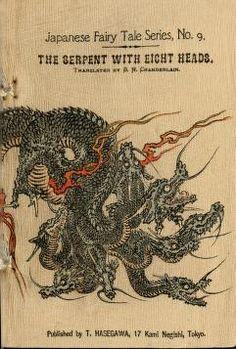 1885 Japanese fairy tale series