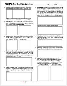 i0.wp.com createartwithme.com wp-content uploads 2014 11 Oil-Pastel-Techniques-Worksheet2015.jpg?fit=553%2C713