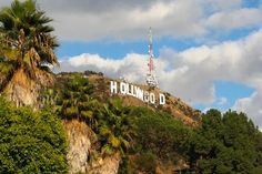 Hollywood Sign Photo by Frances Mayo -- National Geographic Your Shot