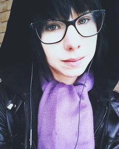 Lana del Rey makes me happy I love her voice . . . . . #goth #alternative #gothic #dark #tattoo #alternativegirl #aesthetic #fashion #blackhair #gothgirl #followme #selfie #pale #style #nerdglasses #gay #music #cute #horror #lgbt #witchcraft #magic #lanadelrey #goodmusic #worklifebalance #librarian #library #books #purpleandblack