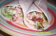 BLT Burritos. Photo by Chef shapeweaver ©