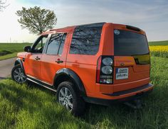 Land Rover Discovery with OEMplus rockslider - you barely can't see them ;)