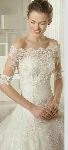 beautiful lace bodice