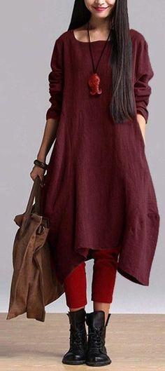 54668e539a6 Newchic Vintage Loose Dresses  Vintage  Dresses Online Dress Shopping