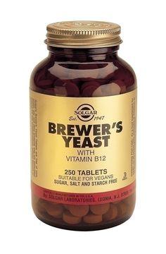 Η μαγιά μπύρας είναι ένα συστατικό που χρησιμοποιείται στη διαδικασία ζύμωσης των σακχάρων σε αλκοόλη κατά την παρασκευή μπύρας. Λόγω της την μεγάλη της διατροφικής αξίας και της μεγάλης της περιεκτικότητας σε βιταμίνες Β, αμινοξέα και μ...