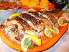 Crap la cuptor Cheesesteak, Fish Recipes, Seafood, Pork, Turkey, Cooking Recipes, Homemade, Crap, Ethnic Recipes