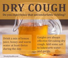 to treat dry cough? How to treat dry cough? Dry Cough Remedies, Sore Throat Remedies, Home Remedy For Cough, Health Remedies, Natural Remedies, Cough Drops Homemade, Cough Relief, How To Stop Coughing, Homeopathic Medicine