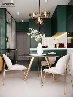 36 Stunning Home Interior Design - 2020 Home design Home Design, Interior Design Kitchen, Modern Interior Design, Design Ideas, Interior Colors, Design Blogs, Design Trends, Kitchen Designs, Design Websites