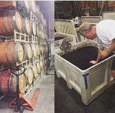 While wine tasting at Crystal Basin Cellars in El Dorado county we went on a winery tour with barrel tastings.  #californiawinemonth #hofsashouse