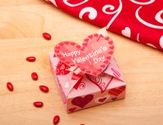Valentine's Day Candy Box | Spoonful