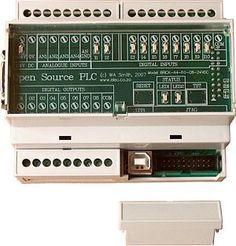 Small brick open source PLC (OSPLC)