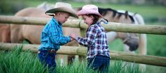 High Lonesome Dude Ranch Find your inner cowboy, enjoy breathtaking scenery, and leave with your family bonded as never before. Family Bonding, Rocky Mountains, Cool Kids, Ranch, How To Memorize Things, Reunions, Scenery, Fun, Bucket
