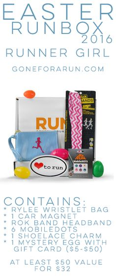 Its almost easter surprise your favorite runner with one of our its almost easter surprise your favorite runner with one of our runners easter baskets theyll love the gifts exclusive to gone for a run and y negle Image collections