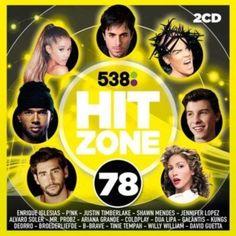 Bate-Boca & Musical: VA - Hitzone 78 (2016) 2CDs