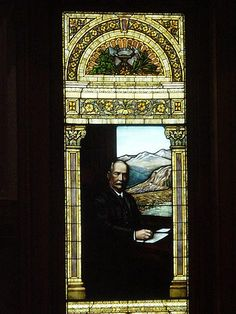 Stained Glass in Colorado State Capitol