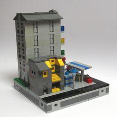 MicroCity Block (shop)   by JETfri