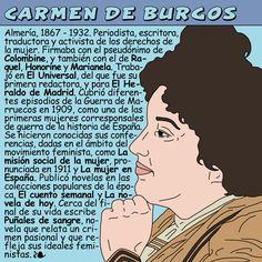 Teaching Culture, Elementary Spanish, Classroom Language, Feminist Art, Women In History, Powerful Women, Human Rights, Zine, Female Art