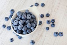 10 Ways to Eat More Berries (Recipes Included!) I love them in my oatmeal but could use some other ideas :)