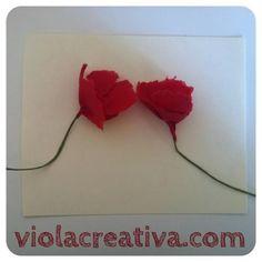decorazione in carta di ViolaCreativa