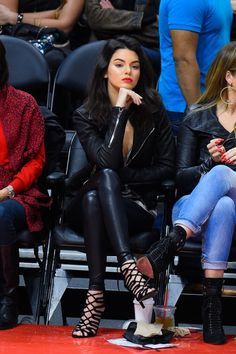 Kendall Jenner's 50 Sexiest Shoe Moments of All Time