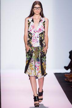 BCBG Max Azria Spring 2014 Ready-to-Wear Fashion Show Collection