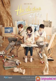 Rush to the Dead Summer (Chinese Drama); Love 'til the End of Summer; This is a youthful story which spans the period of ten years Series Movies, Film Movie, Tv Series, Korean Drama List, Korean Drama Movies, Live Action, Cheney Chen, Kdrama, Chines Drama