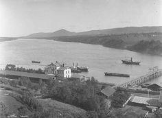 Skibladner ved Eidsvold 1880-1890