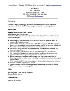 Objective For Resumes Career Objective For Resume Sample  Httpwwwresumecareer