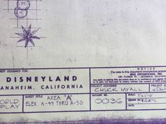 Disneyland-ITS-A-SMALL-WORLD-original-1966-blueprint-Mary-Blair-SCANDINAVIA