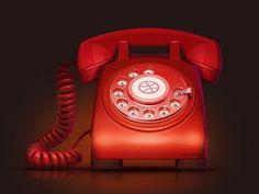 Telephone by MVBen