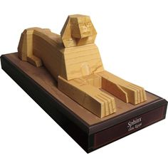 Sphinx, Egypt,Architecture,Paper Craft,Africa / Middle East,Egypt,Sphinx,world heritage,building