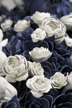Porcelain Flowers Giselle Hicks